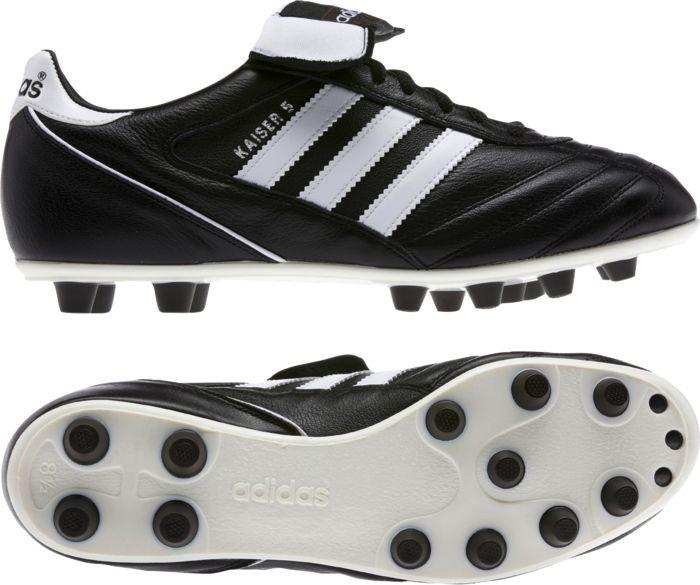 Chaussures Basses - ADIDAS - Kaiser 5 Liga - Noir Homme 43