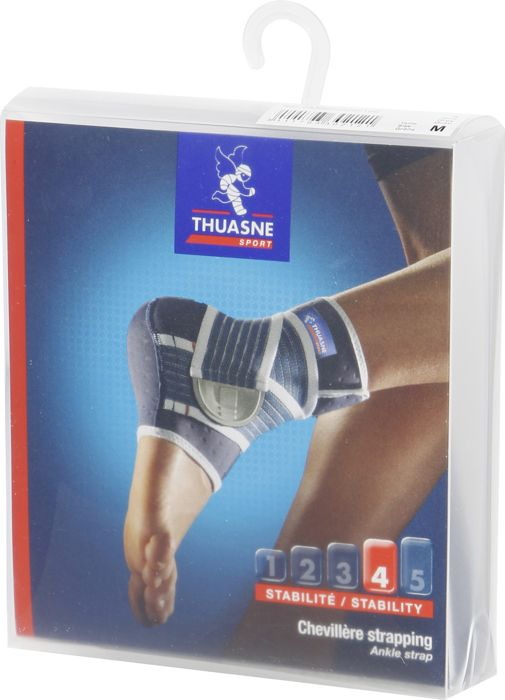 Protection corporelle - THUASNE SPORT - Chevillere strapping - Indetermine XL