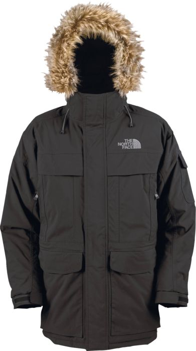MCMURDO PARKA NR - NOIR - homme - THE NORTH FACE - BLOUSON