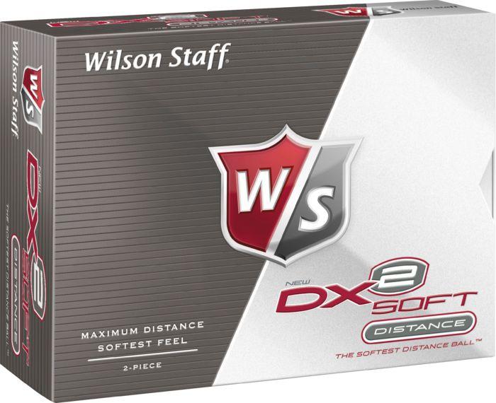 Balles de golf - WILSON - Balles dx2 soft