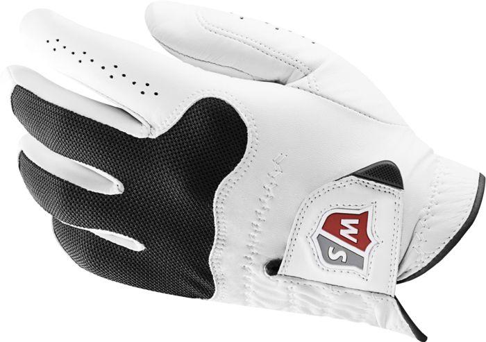 Gant - WILSON - Conform cuir - Blanc Mixte M