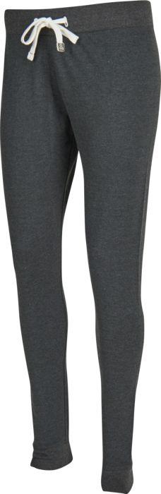 Pantalon - SOFTWR - Uni slim - Noir Femme XS