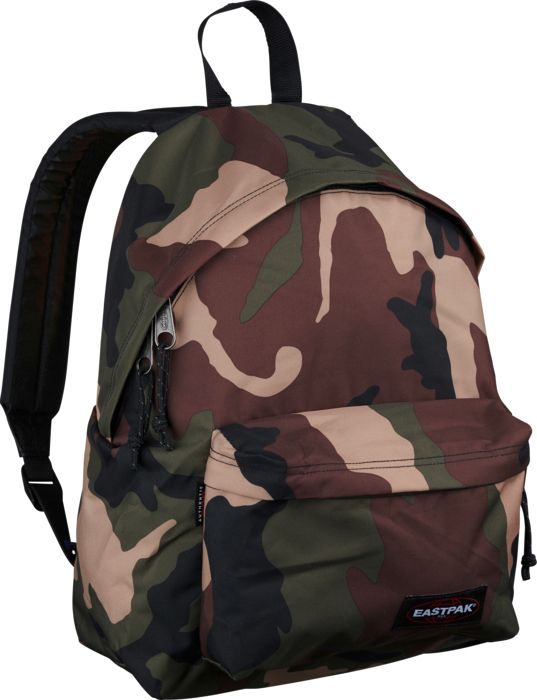 Sac a dos - EASTPAK - Padded - Camouflage Mixte