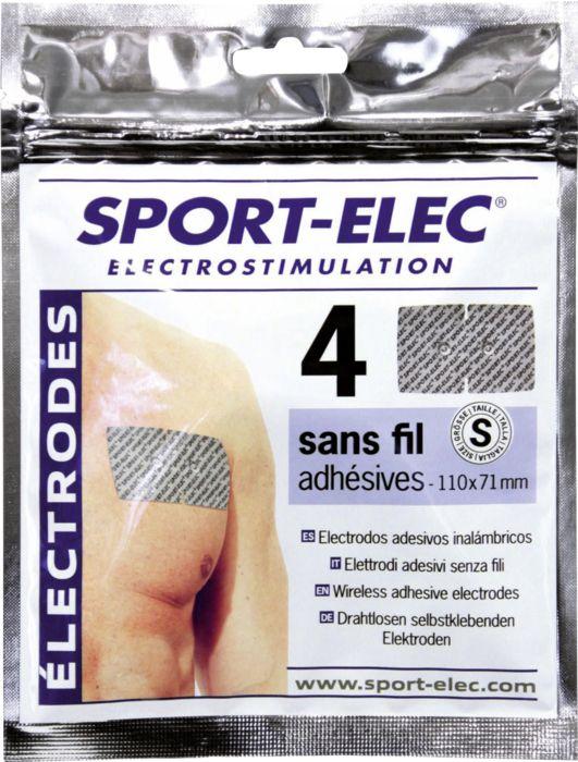 Electrostimulation - SPORT ELEC - 4 Elec Sans Fil