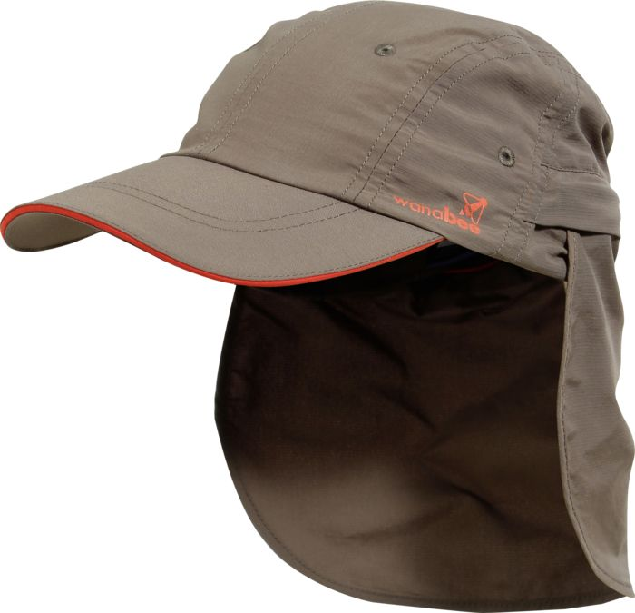 OPUS CAP - TAUPE - adulte - WANABEE - CASQUETTE