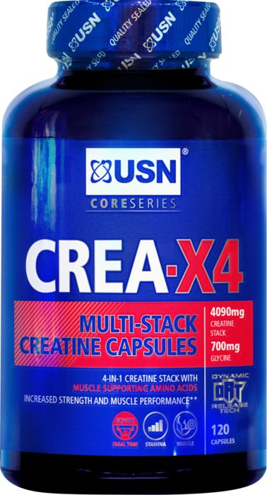 Image of Nutrition - USN NUTRITION - Creatine x4