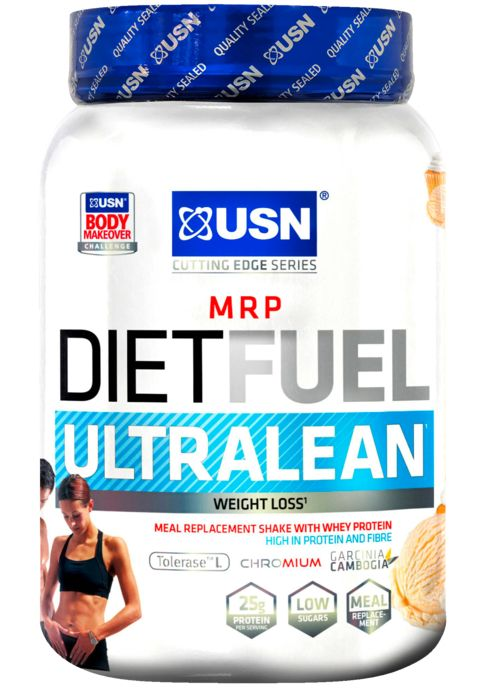 DIET FUEL VANILLE 1 KG - USN NUTRITION