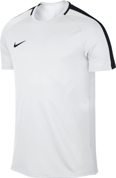 ACADEMY TRAINING TOP 17 - BLANC - adulte - NIKE - HAUT FOOTBALL