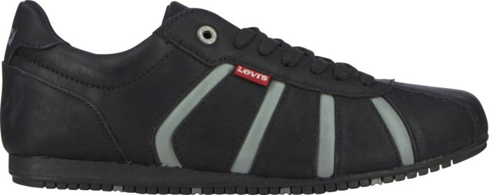 Image of Chaussures basses - LEVIS - Almayer k - Noir/gris clair Homme 40