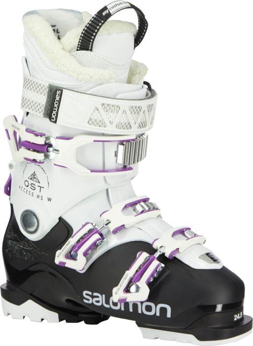 Chaussures - SALOMON - Alp. boots qst access hs w - Indetermine Femme 24