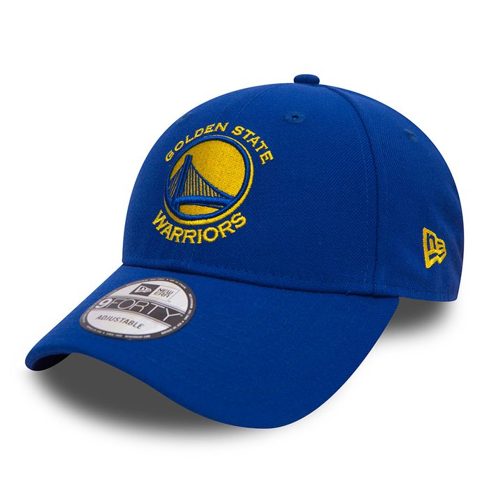 Image of Casquette adulte - NEW ERA - Nba the league golden state