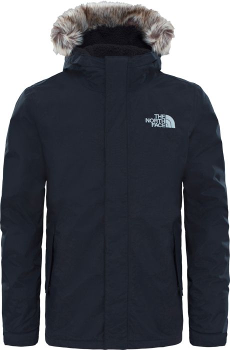 SHERPA ZANECK JACKET - NOIR - homme - THE NORTH FACE - VESTE RANDONNEE