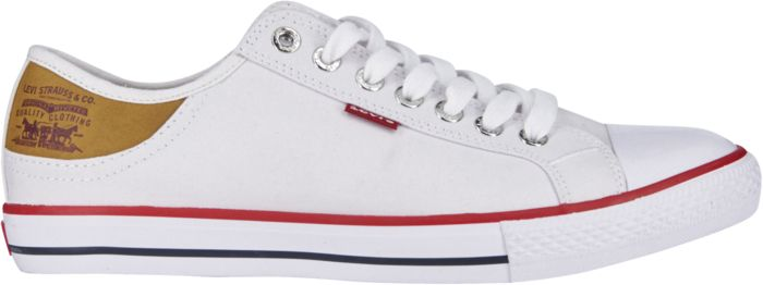 Chaussures homme - LEVIS - Stan buck - Blanc Homme 46