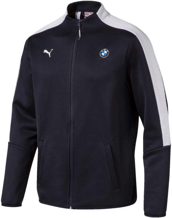 Veste h - PUMA - Bmw ms t7 track jacket - Bleu XL