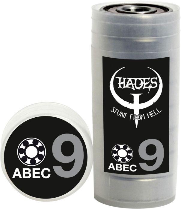 Roulement - HADES - 8 roulements 608zz abec 9 - Argent Mixte