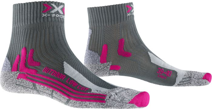 OUTDOOR LOW LD - INDETERMINE - femme - X-SOCKS - CHAUSSETTES