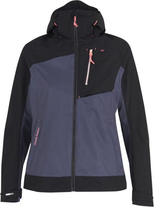 Veste technique - WANABEE - Paget 500 jacket evo - Graphite Femme M