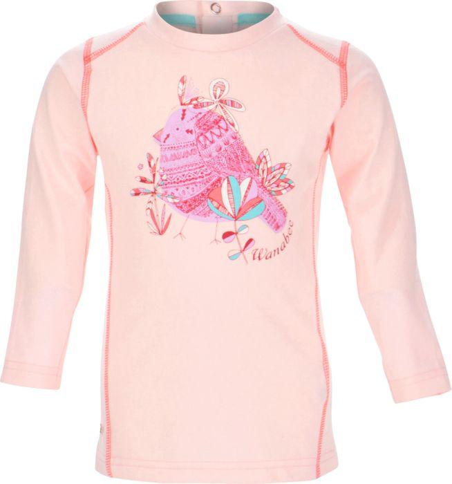 BB ARAVIS GIRL TML - ROSE - fille - WANABEE - TEE SHIRT
