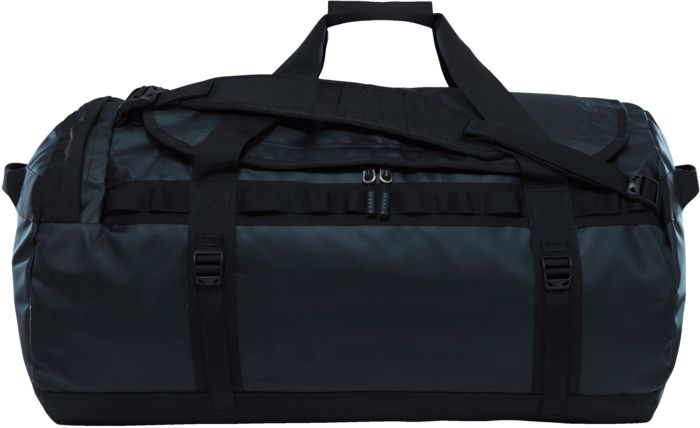 BASE CAMP DUFFEL - L, NOIR - NOIR - mixte - THE NORTH FACE - SAC A DOS