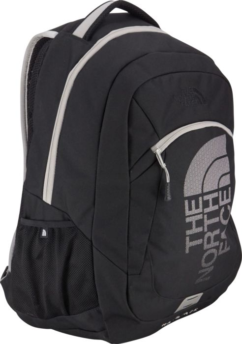 HAYSTACK NOIR - NOIR - mixte - THE NORTH FACE - SAC A DOS
