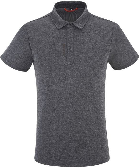 Polo - LAFUMA - Shift polo, gris anthracite - Gris anthracite Homme L