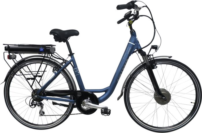 E RAILWAY 3 BLUE - SCRAPPER - VELO ELECTRIQUE