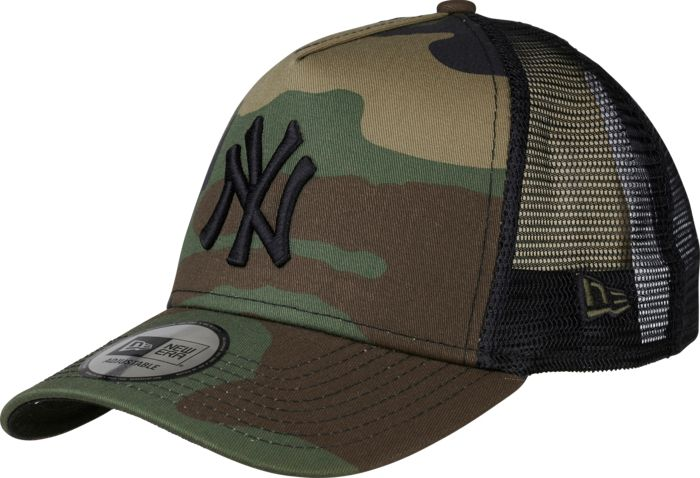 Casquette - NEW ERA - Clean trucker ny - Camouflage Adulte