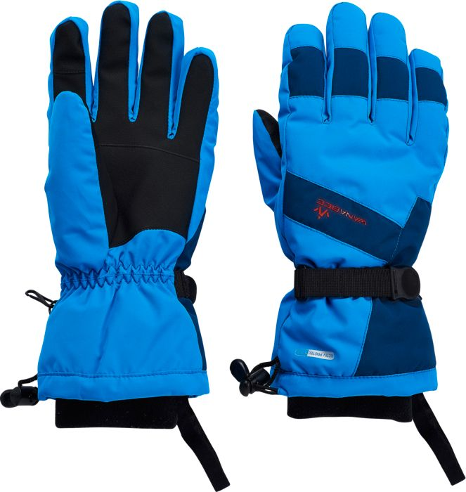 Moufles - WANABEE - Alpina 200 - Bleu Homme L