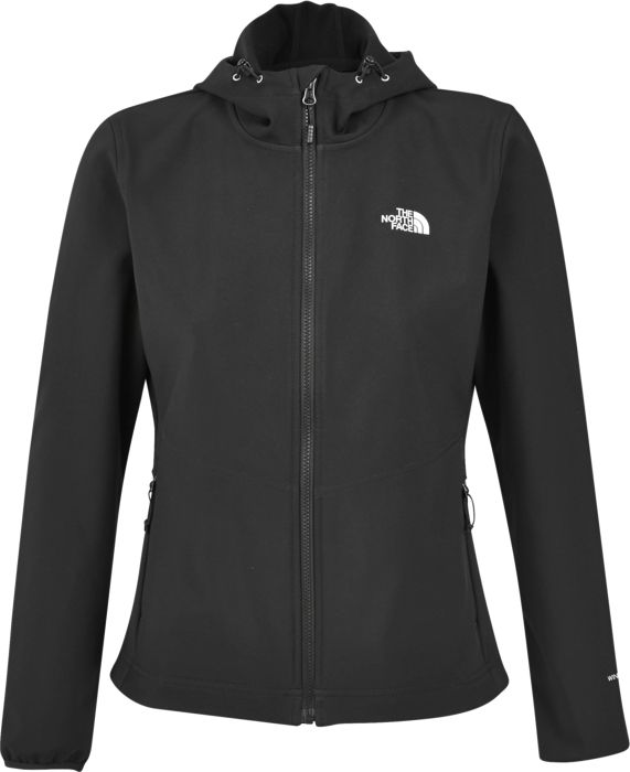 W COMBAL SFT JACKET - NOIR - femme - THE NORTH FACE - VESTE POLAIRE