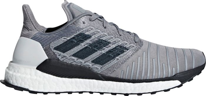 SOLAR BOOST - GRIS - homme - ADIDAS - CHAUSSURES BASSES