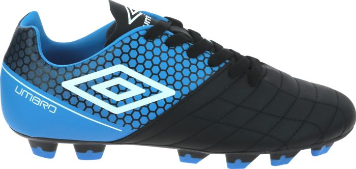 FORTUNA FG JR - NOIR/BLEU - UMBRO