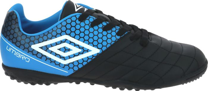 FORTUNA TF JR - NOIR/BLEU - UMBRO