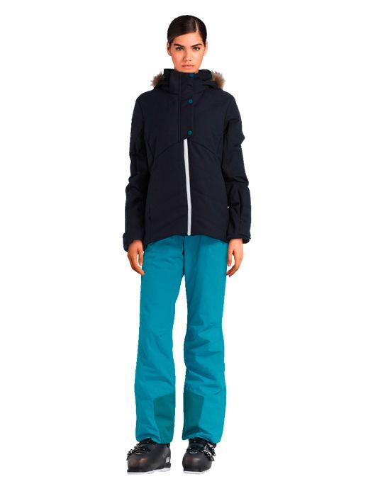 Pantalon de ski - EIDER - Escala - Bleu Femme 36