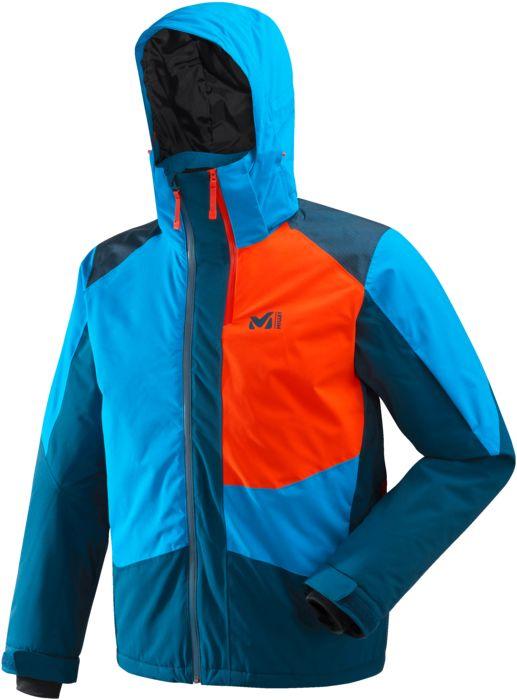 Veste de ski - MILLET - Saimaa stretch - Bleu Homme XS