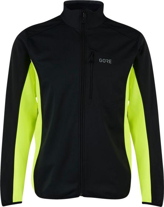 C3 GWS CLASSIC THERMO VESTE - NOIR - homme - GORE