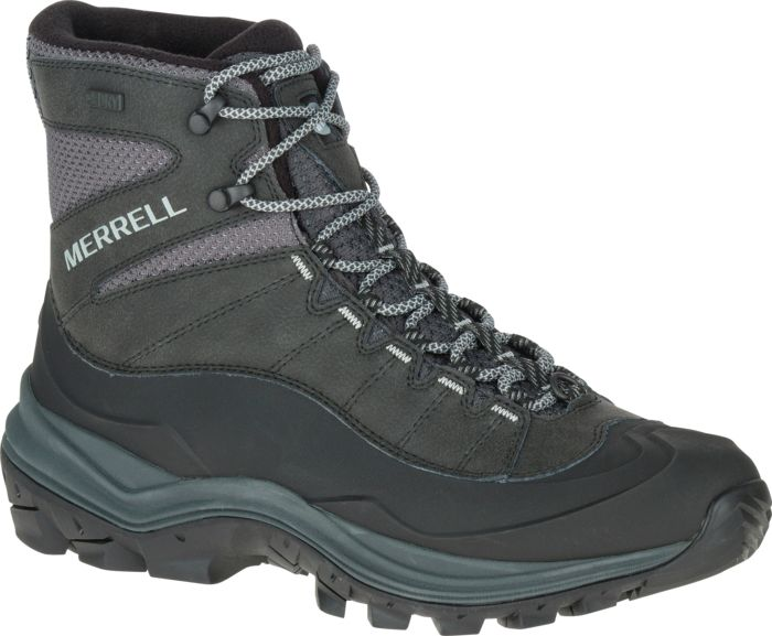 Apres-ski - MERRELL - Thermo chill 6 shell wp - Noir Homme 42