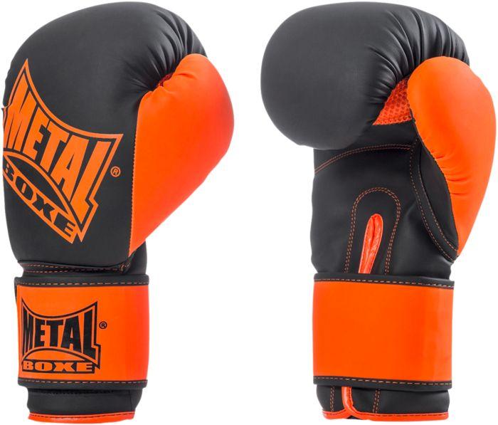 Gants de boxe - METAL BOXE - Gants iron - Indetermine Mixte 8 OZ