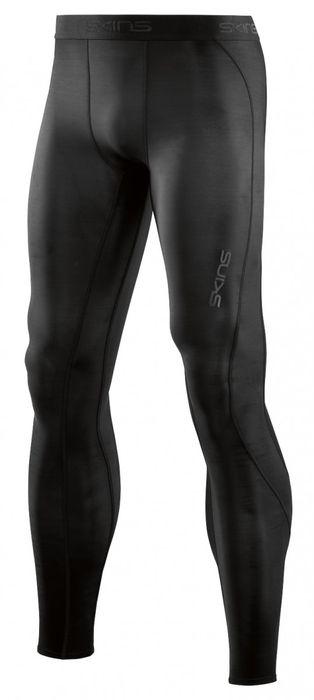 Pantalon - SKINS - Long tights - Noir Homme S