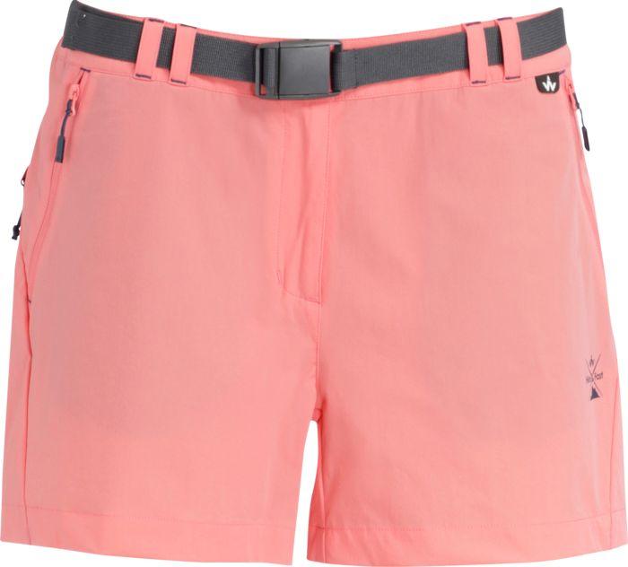 Short - WANABEE - W activ 500 sho, corail - Corail Femme XS