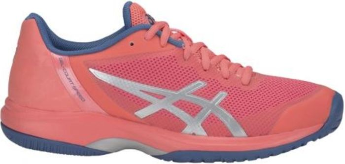 Chaussures basses - ASICS - Gel-court speed - Rose Femme 37