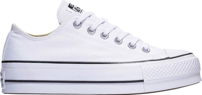 Image of Chaussures basses - CONVERSE - Chuck taylor all star lift, blanc - Blanc Femme 40