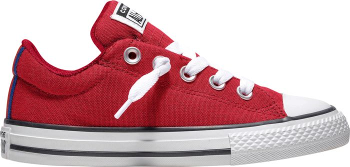 CHUCK TAYLOR ALL STAR SLIP - ROUGE - enfant - CONVERSE - CHAUSSURES BASSES