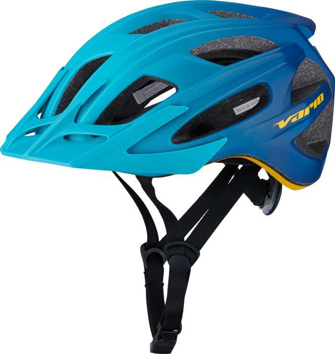 Maillot velo - VARIO - Diablo helmet 9 - Bleue L