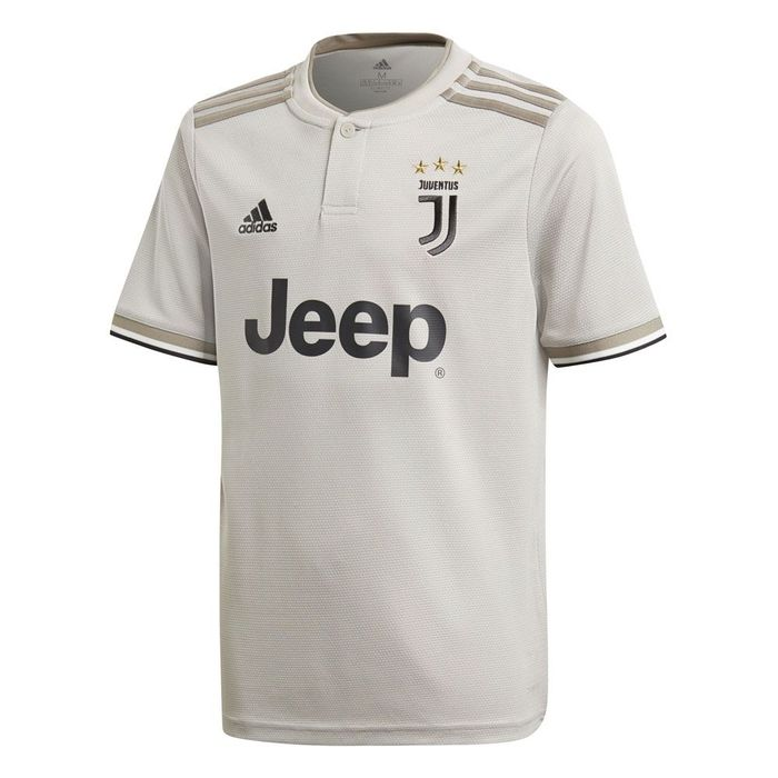 MAILLOT ENTRAINEMENT junior ADIDAS JUVE A JSY Y - BEIGE - junior - ADIDAS - MAILLOT