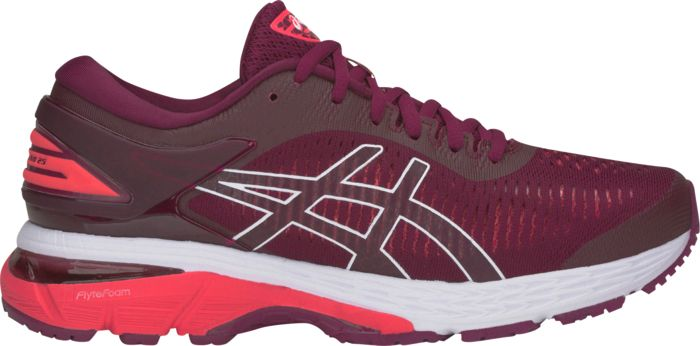 Chaussures basses - ASICS - Gel-kayano 25 - Blanc Femme 39