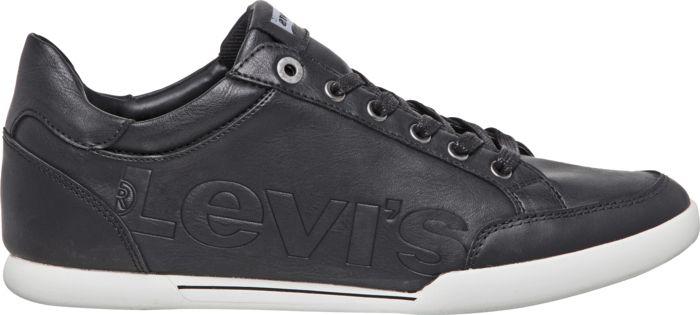Image of Chaussures basses - LEVIS - Turlock l - Noir Homme 42