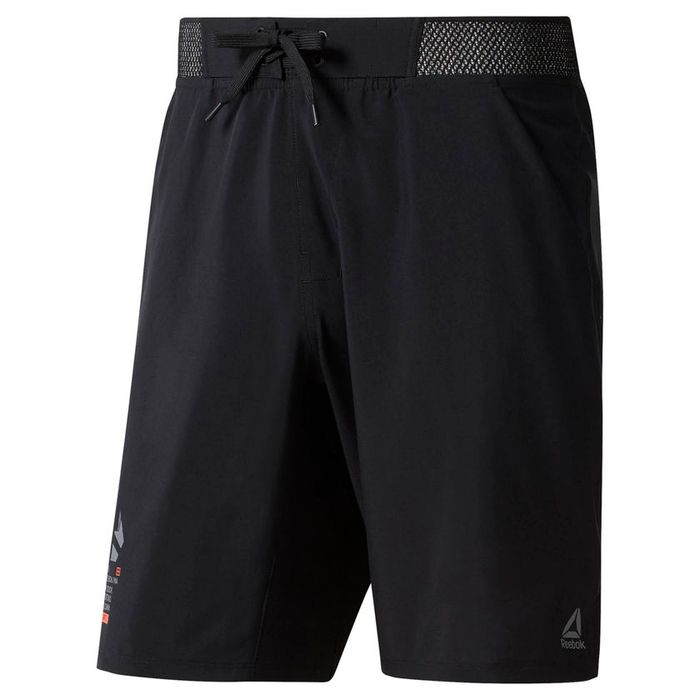 OST EPIC LTWT SHORT - NOIR - homme - REEBOK - SHORT