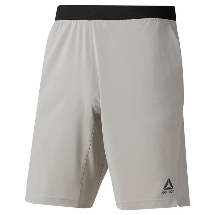 Short - REEBOK - Speedwick speed sho - Gris Homme XL