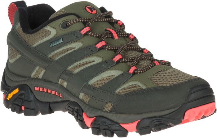 Chaussures basses - MERRELL - Moab 2 low gtx - Indetermine Femme 41