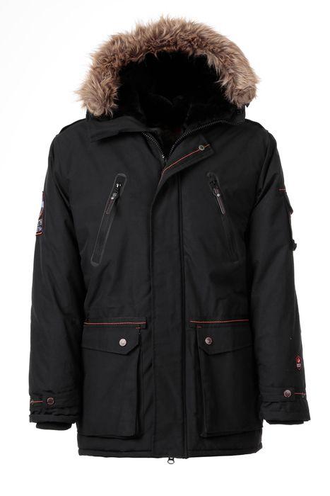Blouson - NORTHVALLEY - Luxo - Noir Homme XL